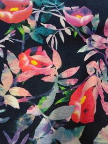 linen mix prints