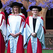 USyd Awards Honorary Doctorate to Bell J
