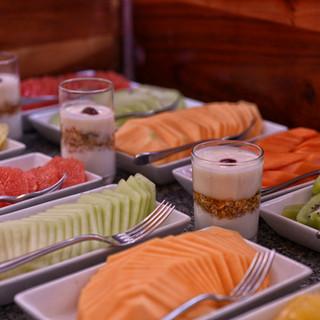 Breakfast Ilala Lodge