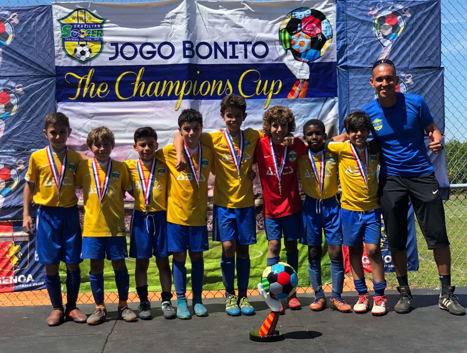 Jogo Bonito Champions U10