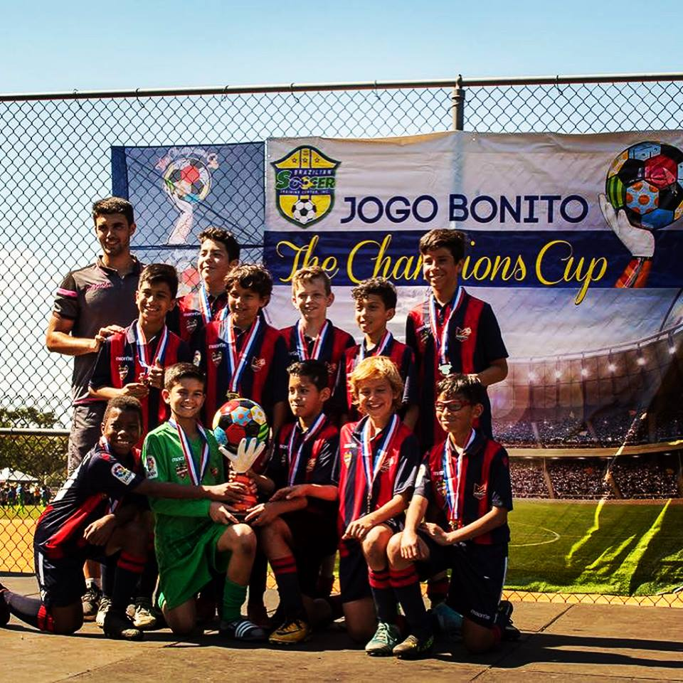 Jogo Bonito Champions U12 Boys