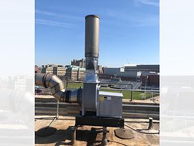 Fiberglass Centrifugal Fan, Air Design Inc, Michigan, USA, HVAC and Air Products Supplier