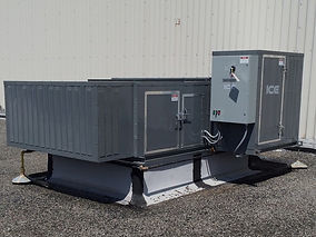 Indirect Fired Rooftop Mau, Air Design Inc, Michigan, USA, HVAC and Air Products Supplier