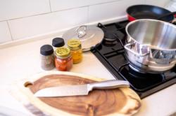 נחל פארן 32 - המטבח המצויד
