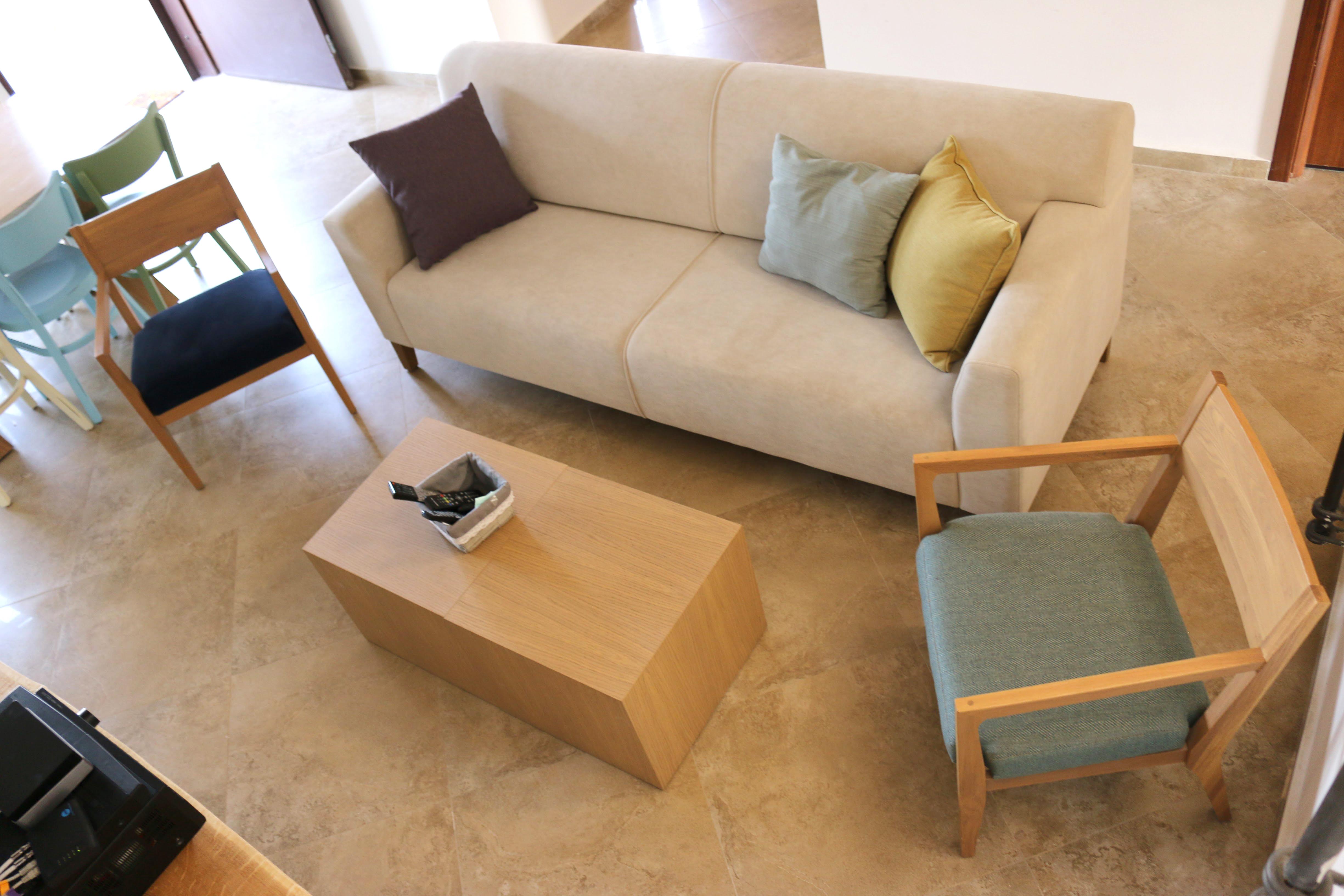נחל פארן 32 - הסלון