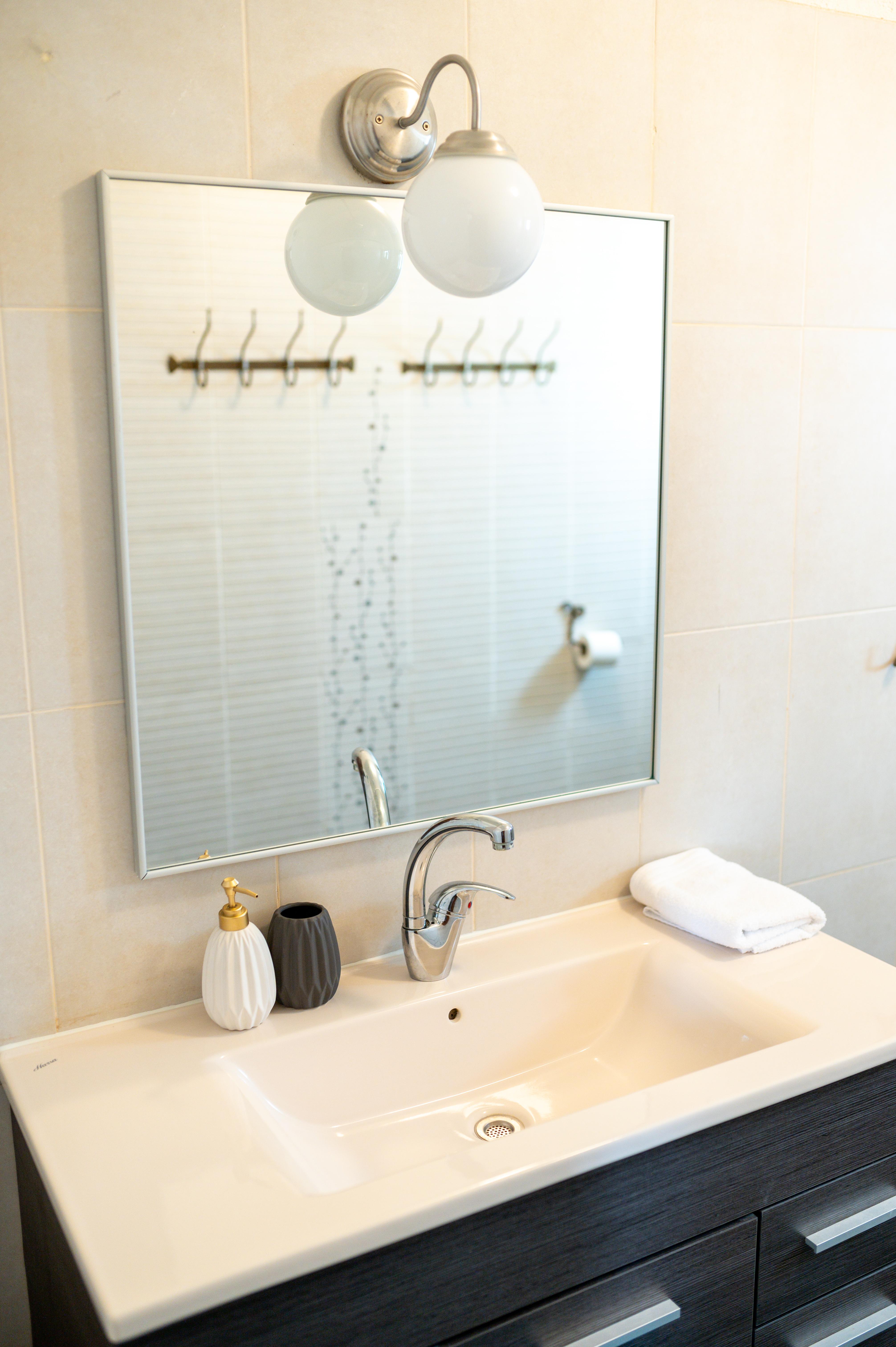 נחל פארן 32 - המקלחת הגדולה