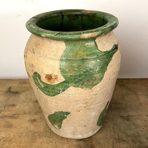 Small Castellon Spanish Pot c1900
