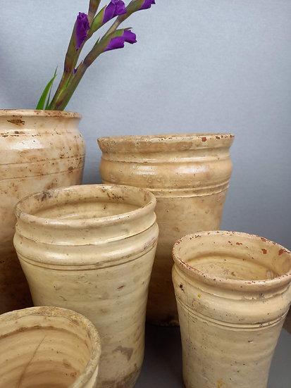 Antique Italian Pharmacy Pot - Small