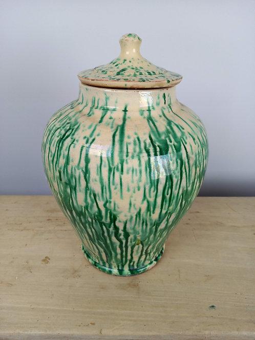Antique Yeast Jar