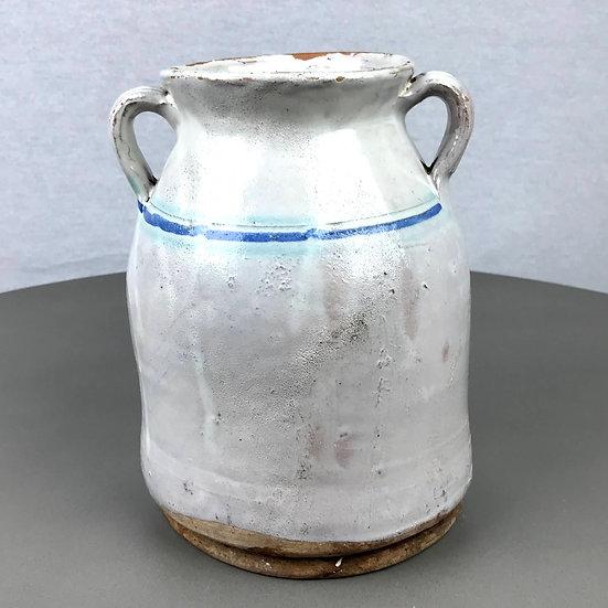 19th Century Antique Vase Calvello Southern Italy