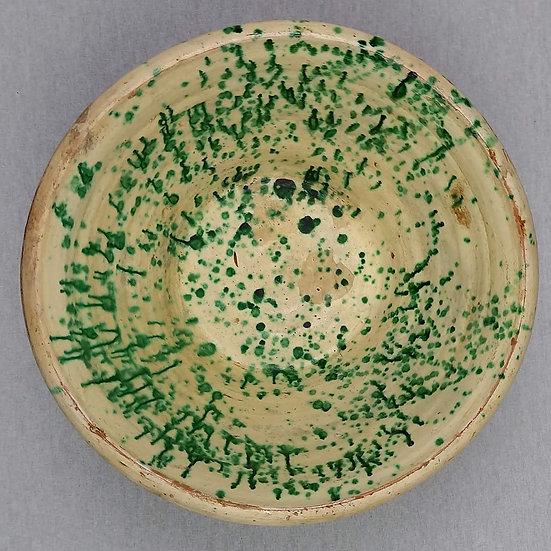 Antique Italian Passata Bowl 36cm