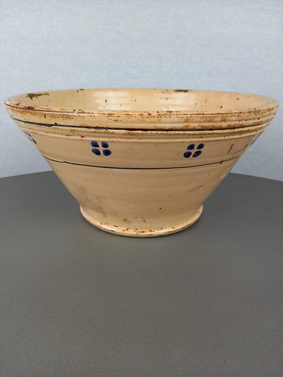 Antique Italian Bowl from Puglia
