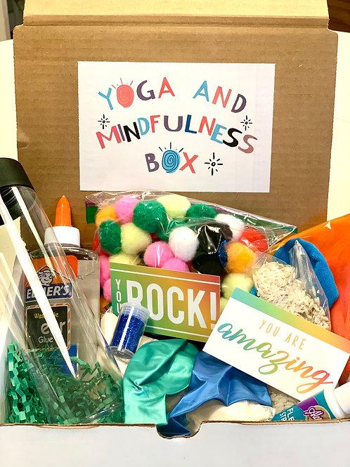 Yoga and Mindfulness Box