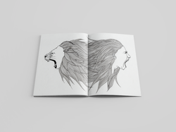 The Lion and the Woman