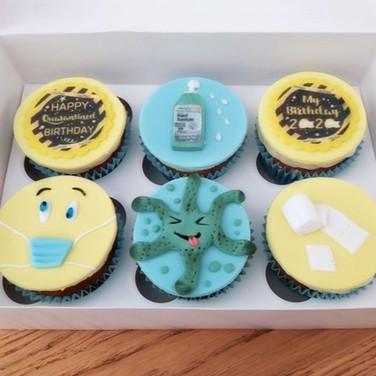 COVID Cakes