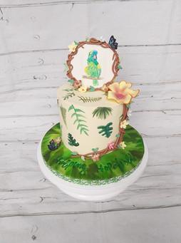 Charity Raffle Winner Cake