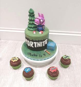 Themed cake