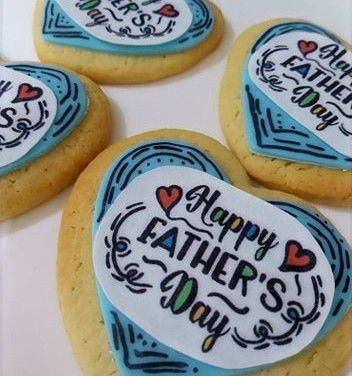 Father's Day Biscuits