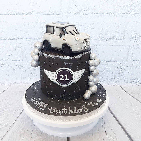 Character Car Topper