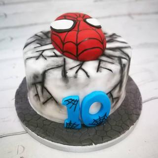 Spiderman Smash