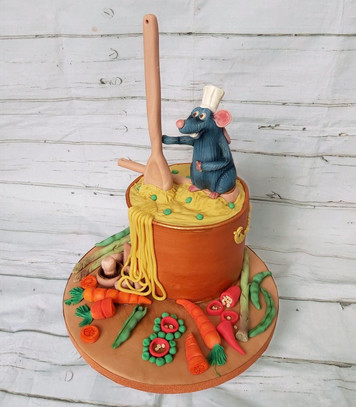 Rat Soup Cake