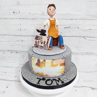 Farrier Cake