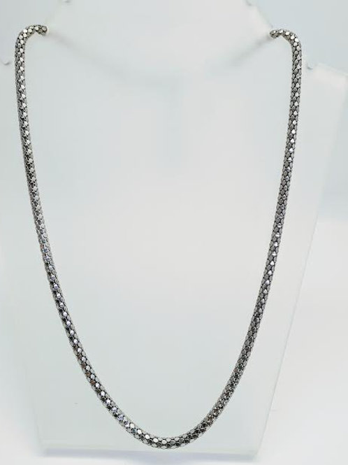 Black Rhodium Necklace