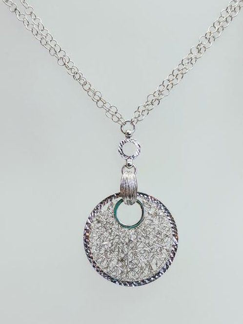 Stering Silver Necklace