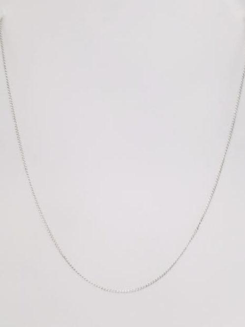 10k White Gold Chain
