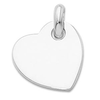 Sterling Silver Heart Charm/Pendant