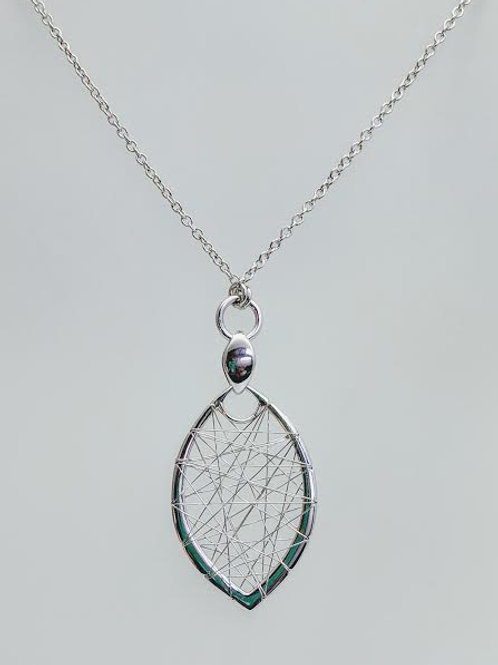 Sterling Silver Pendant/ Necklace with Chain