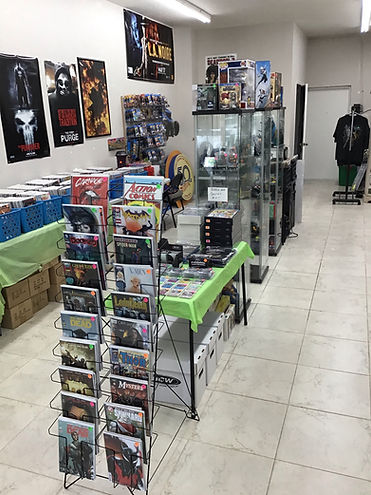 Come see our collectibles at J&L Comics and Toys in Port Charlotte. You won't leave empty handed!