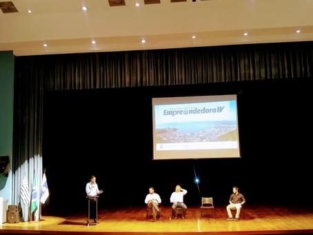 EVENTO SOBRE EMPREENDEDORISMO EM CARAGUATATUBA SP
