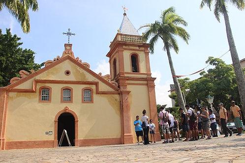 Visita ao Centro Histórico