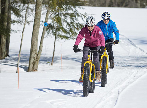 Looking for some winter inspiration?? Here's some fun stuff to do in & around beautiful Wakefield Qc