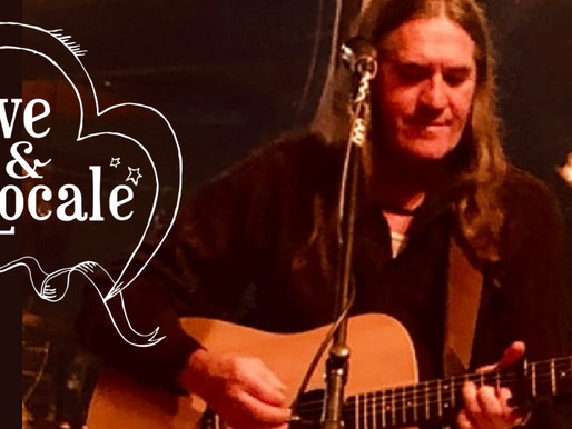Live and Local Thursdays present Paul Hampsey March 25 from 6pm