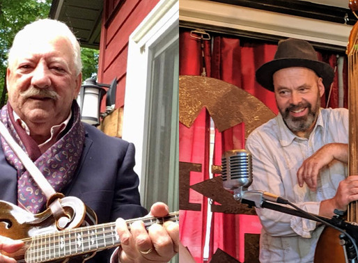 Bob Webb & Rob Clarke play Live & Local Thursday Oct 24, 7pm