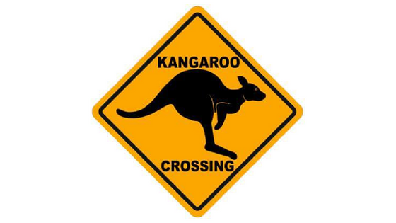 Watson's Corners- Kangaroo Capital of Canada by Ian Tamblyn