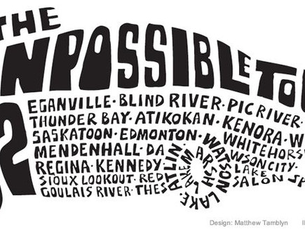 """Teleportation - the """"Ianpossible Tour"""" of 2013"""