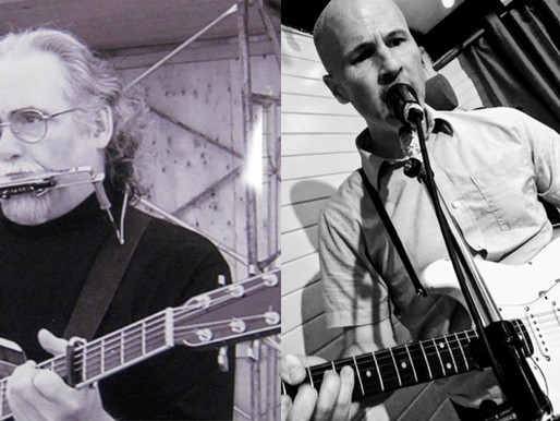 Ken Walsh & Alasdair Gillis play Live & Local Thursday Nov 21, 7pm