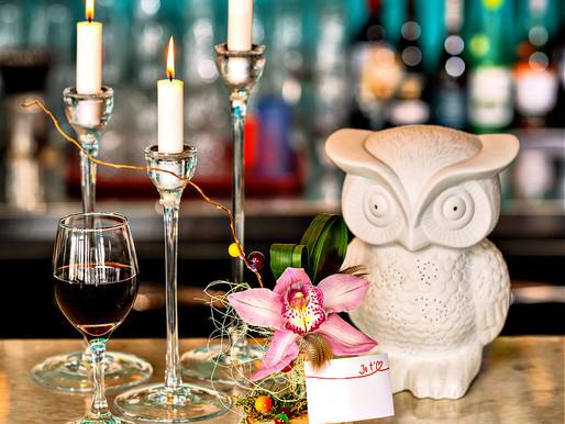 Menu table d'hôte spécial Saint-Valentin 💘 du 12 au 14 février