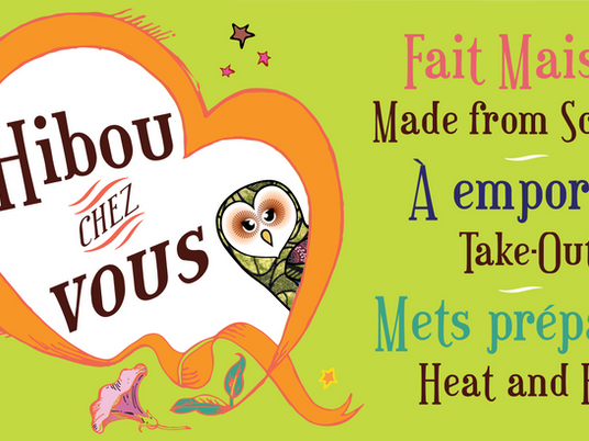 HIBOU CHEZ VOUS presents: Thanksgiving Dinner - Take-out to heat at home