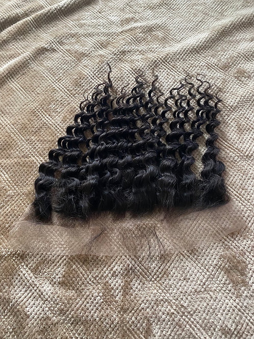 13 X 4 Frontal Deep Wave