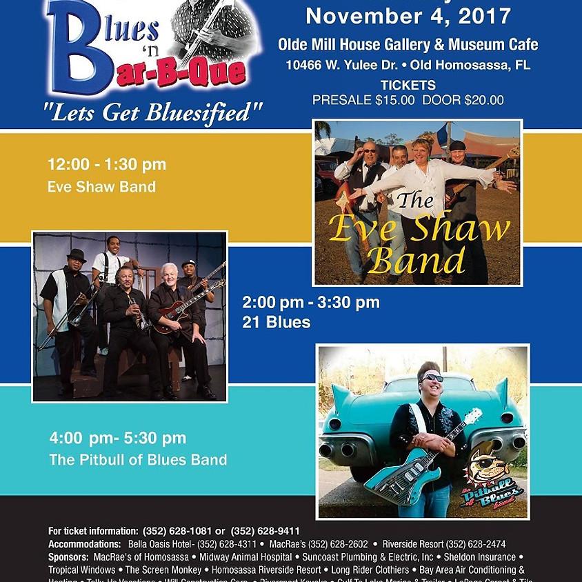 2017  Blues'n Bar-B-Que