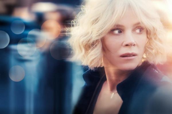 Imagen de protagonista de serie Marcella