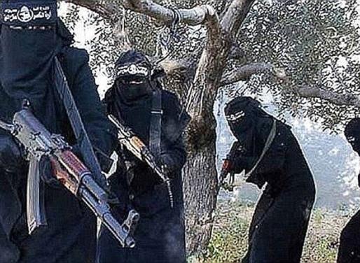 Las mujeres del ISIS