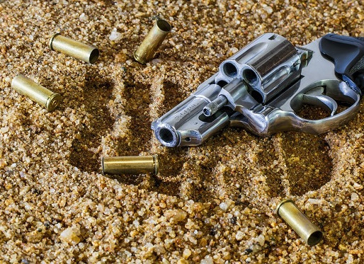 Tasa de homicidios por Países