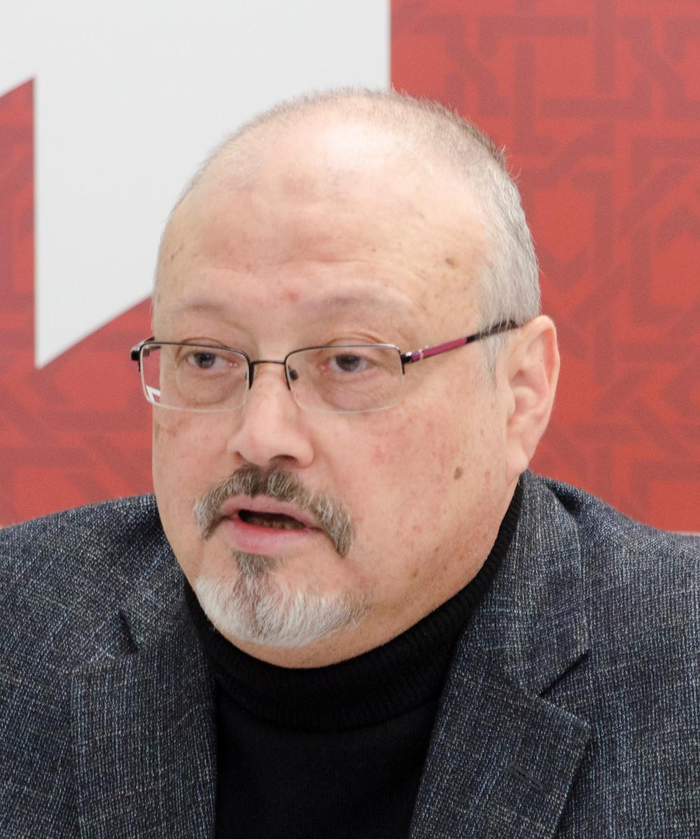 Periodista Jamal Khashogii
