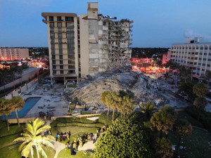 Demolición controlada en Miami: continúa la investigación del siniestro