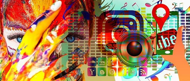 Redes sociales en Irán